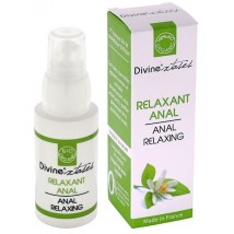 Anal Organic relaxing by Divinextases